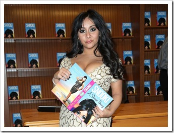 snooki-best-seller