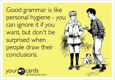 grammarecard