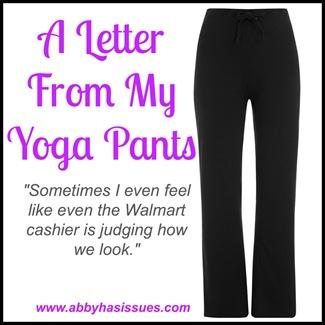 yogaletter