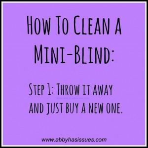 miniblind