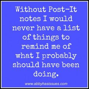 postits