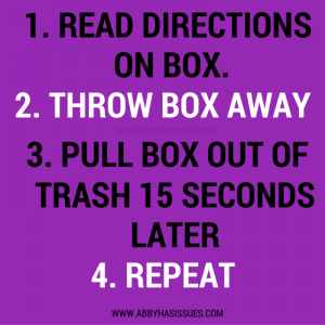boxdirections